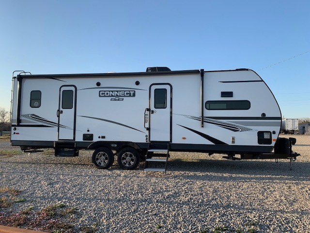 New, 2021, KZ RV, Connect 272FK, Travel Trailers