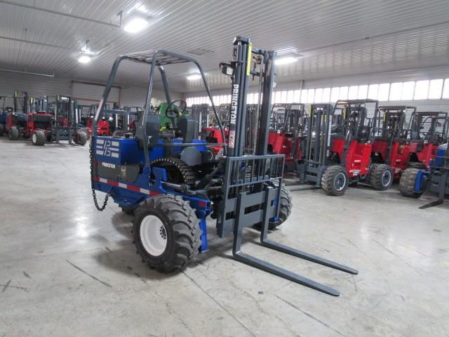 Used, 2004, Princeton, PB50, Forklifts / Lift Trucks