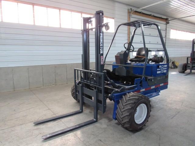 Used, 2006, Princeton, PB50, Forklifts / Lift Trucks