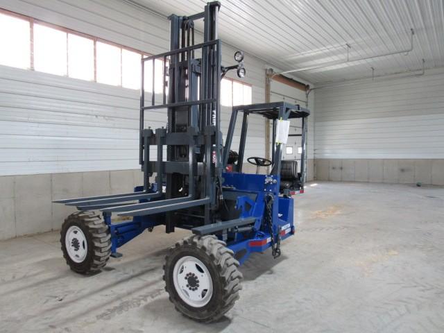 Used, 2004, Princeton, E2-3RVX  4 Way, Forklifts / Lift Trucks