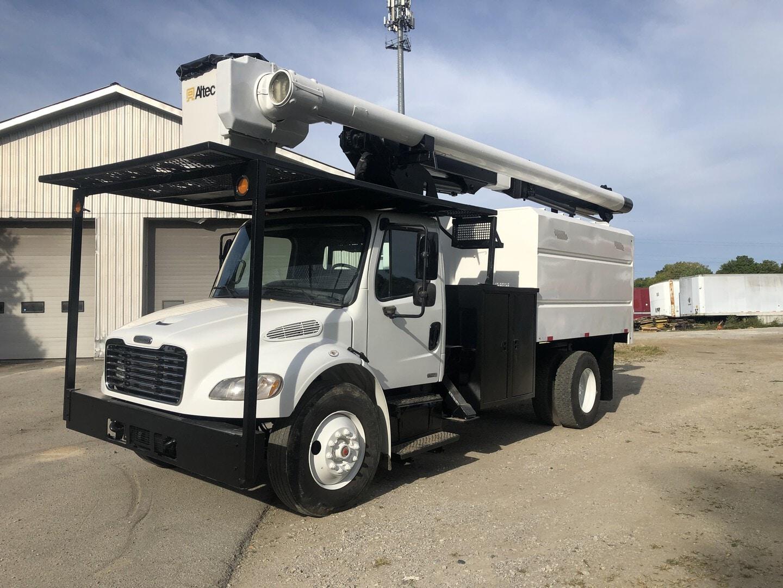Used, 2011, Freightliner, M2, Bucket / Boom Trucks