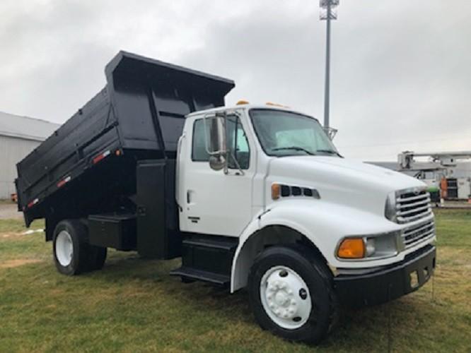 Used, 2003, Sterling Trucks, Acterra, Dump Trucks