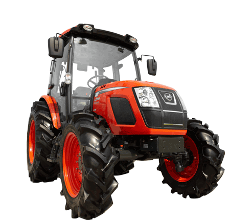 New, 2019, Kioti, RX7320 Powershuttle Cab, Tractors