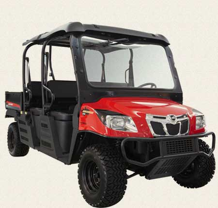 2019, Kioti, MECHRON® 2240, Utility Vehicles