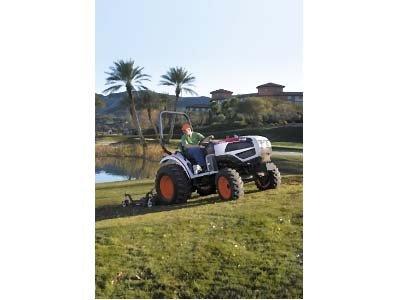 2012, Bobcat, CT230, Tractors