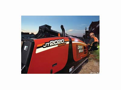 2012, Ditch Witch, JT2020 Mach 1, Boring / Drilling Machines