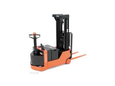 Used, 2010, Toyota Industrial Equipment, 6BWC15, Forklifts / Lift Trucks