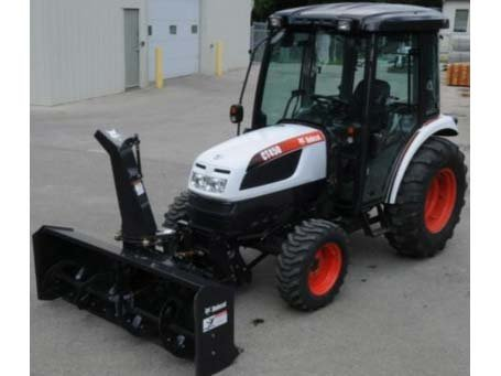 New, 2010, Bobcat, Front CT Snowblower 62 in., Snowblower Implements