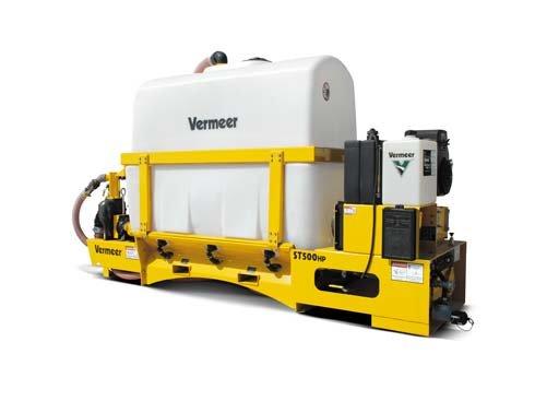 2012, Vermeer, ST500HP, Mixers