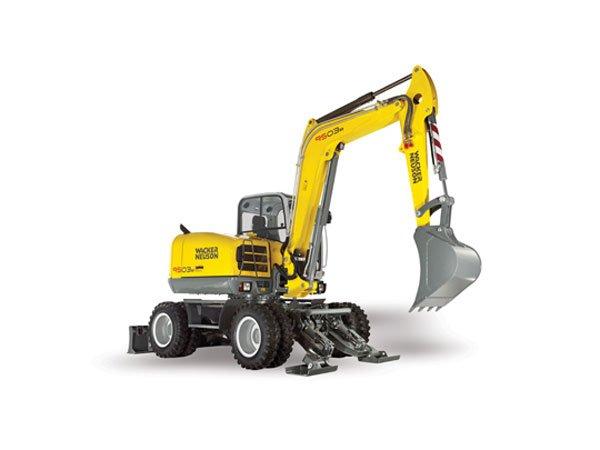 2014, Wacker Neuson, 9503, Excavators