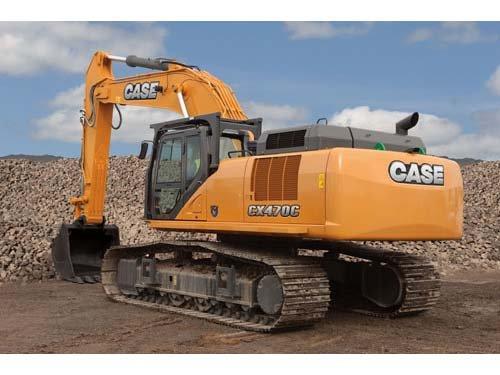 2012, Case Construction, CX470C - 15 ft. 11 in. Arm, Excavators