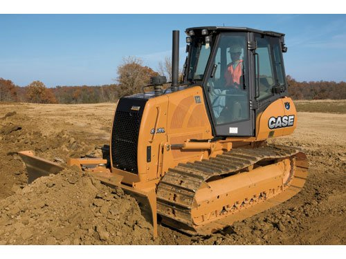 2013, Case Construction, 850L WT 120-inch, Bulldozers