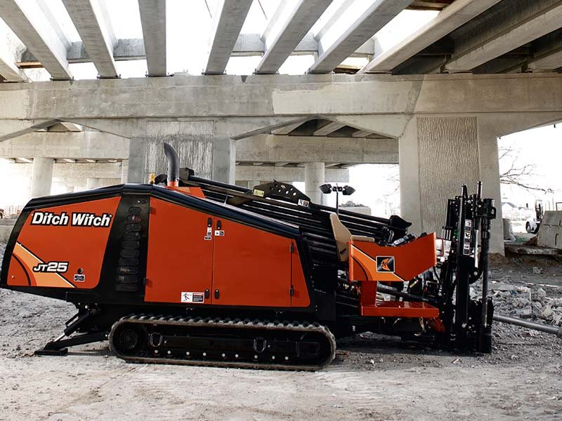 Used, 2014, Ditch Witch, JT25, Boring / Drilling Machines
