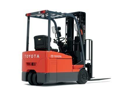 2014, Toyota Industrial Equipment, 7FBEU20, Forklifts / Lift Trucks