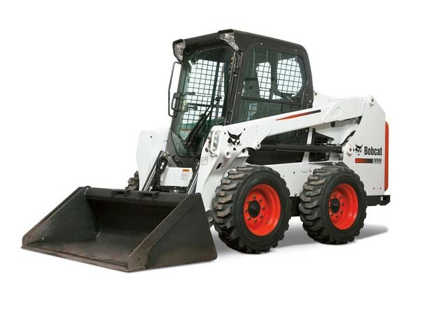 Used, 2014, Bobcat, S510, Skid Steers