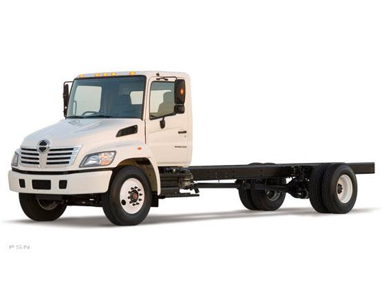 2008, Hino, 338, Cab / Chassis Trucks