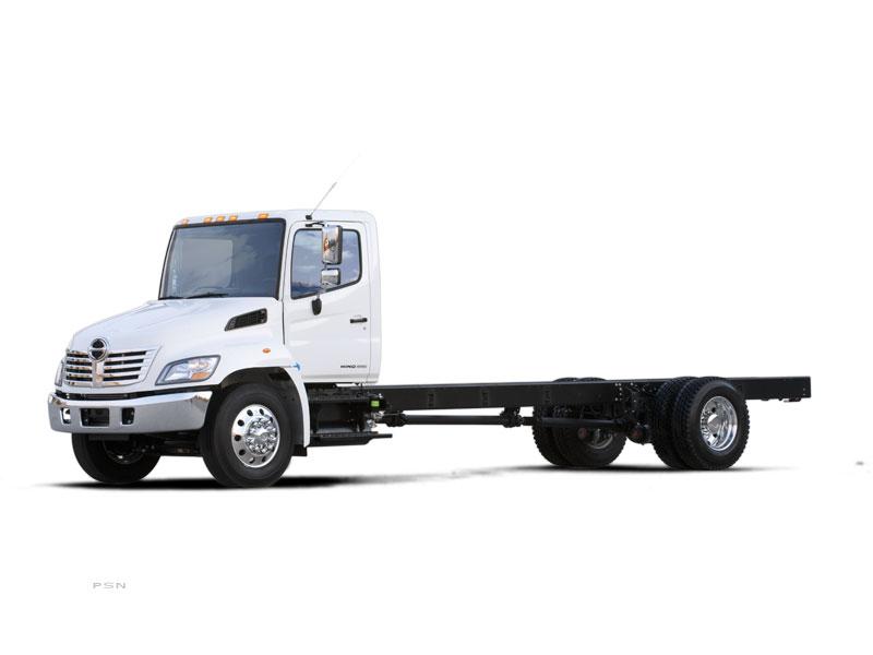 2009, Hino, 338, Cab / Chassis Trucks