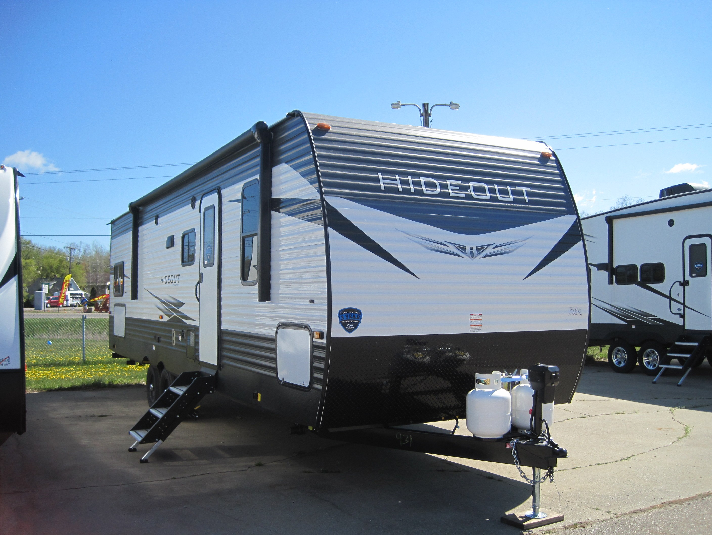 New, 2021, Keystone, 290 QB, Travel Trailers