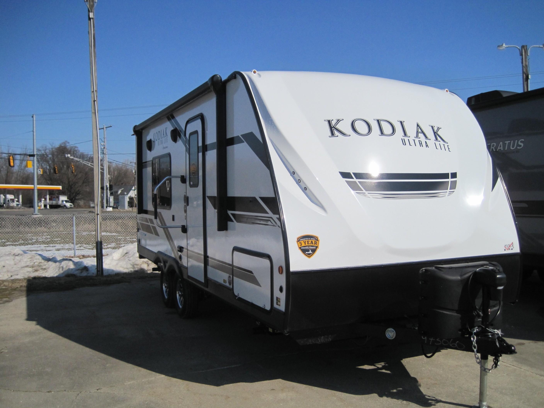New, 2021, Dutchmen, Kodiak Ultra-Lite 201QB, Travel Trailers