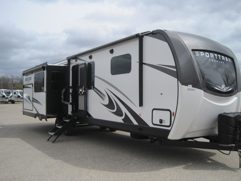 New, 2021, Venture, SportTrek Touring Edition STT343VIK, Travel Trailers