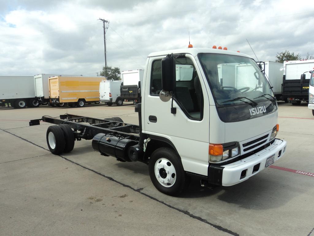 Used, 2005, Isuzu, NPR HD DIESEL, Cab / Chassis Trucks