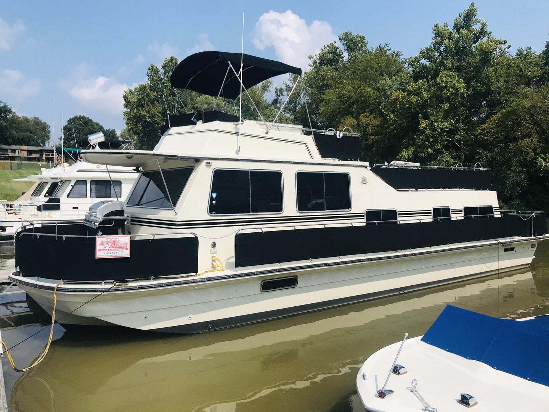 Used, 1987, Harbor Master, 47 STANDARD, Boats
