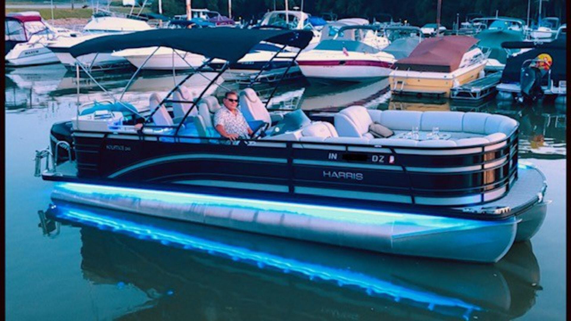 Used, 2018, Harris Flotebote, SOLSTICE 240  EGDH BAR BOAT, Boats