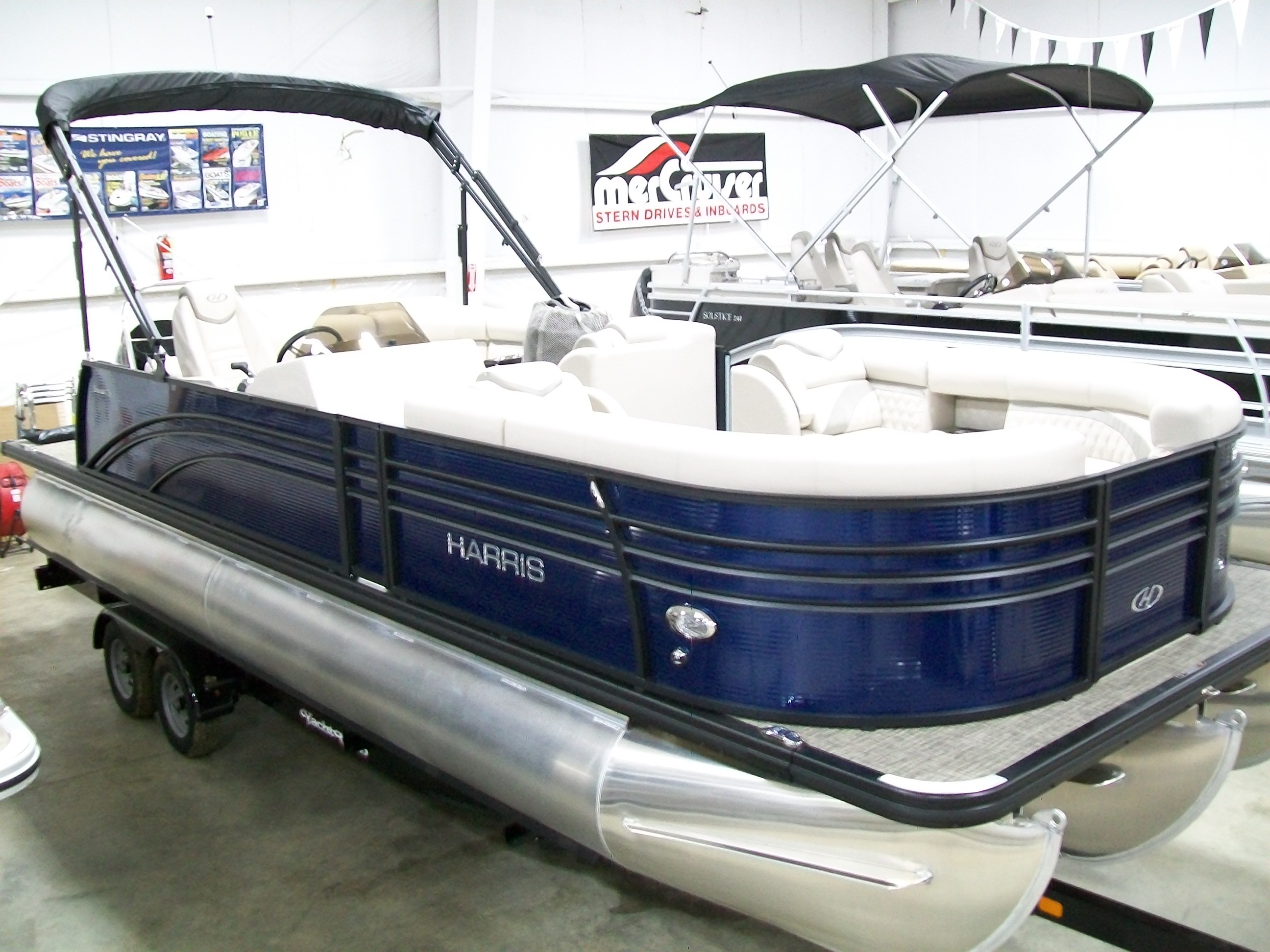 New, 2019, Harris Flotebote, SUNLINER 250 , Boats