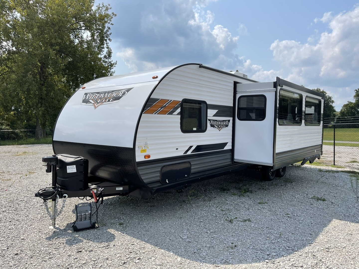 New, 2022, Forest River, 28VBXL, Travel Trailers
