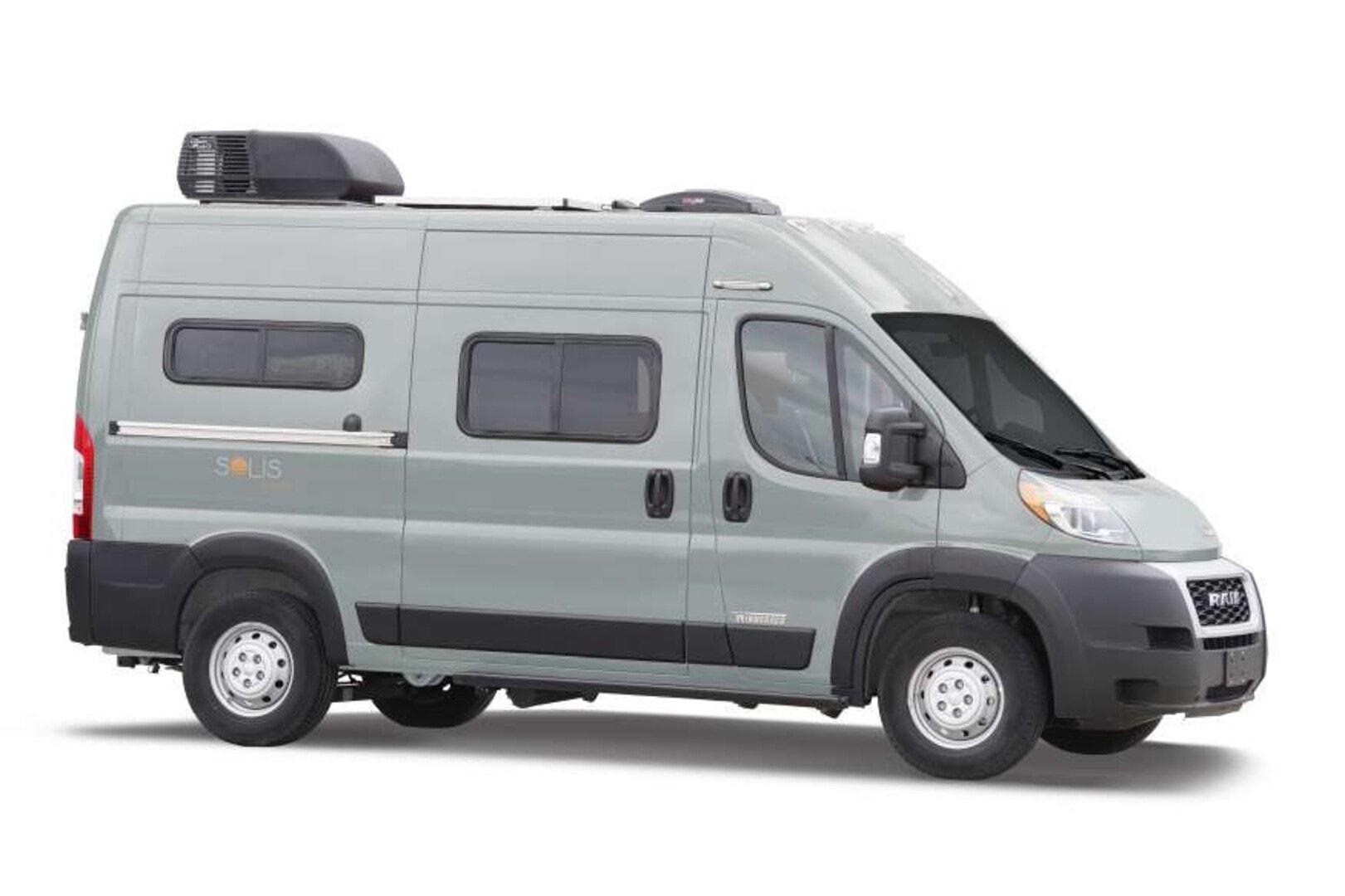 New, 2022, Winnebago, Solis Pocket, RV - Class B