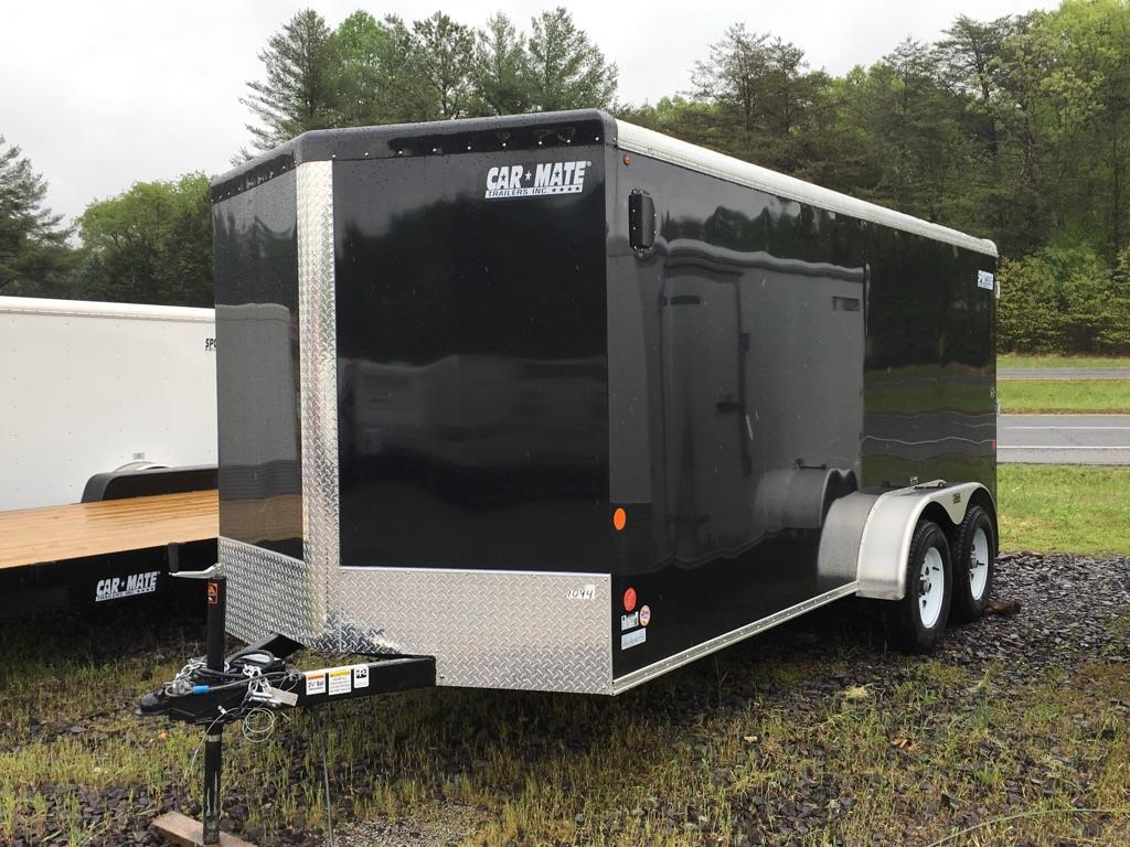 New, 2017, Car Mate Trailers, 7 x 14 HD V-Sport, Cargo Trailers