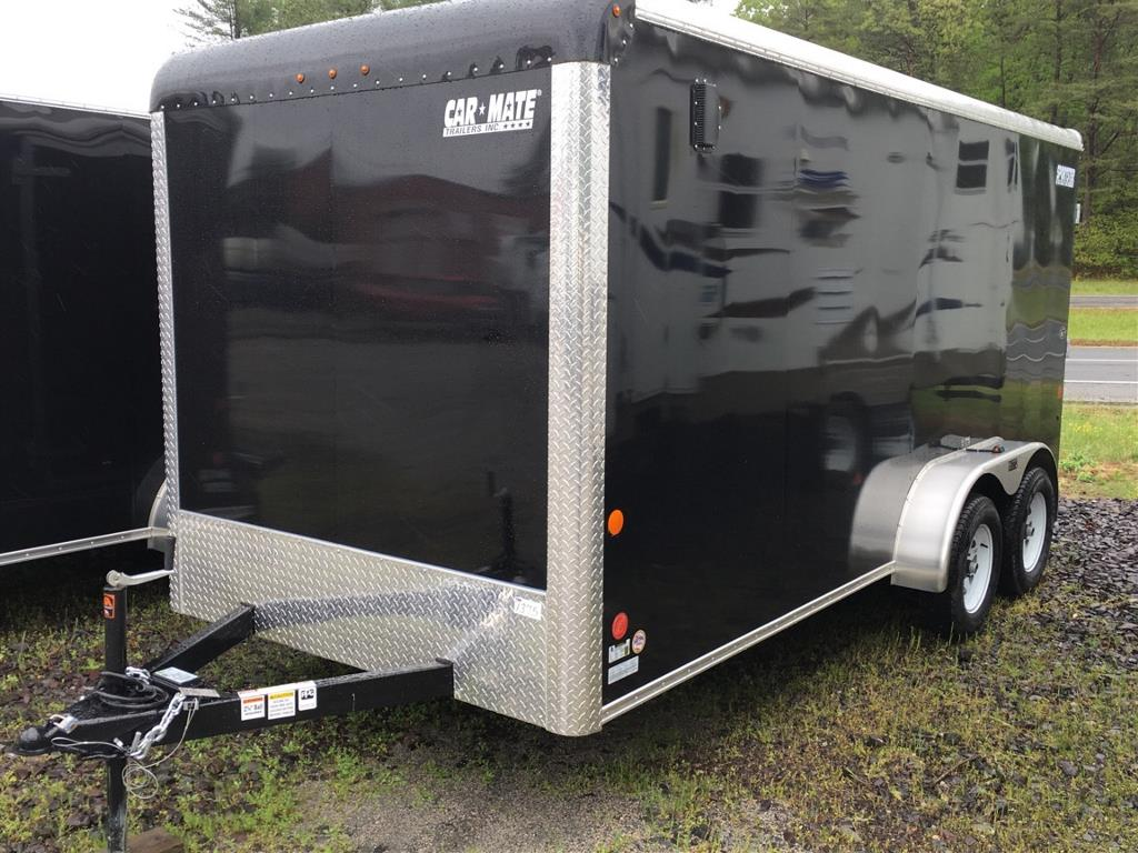 New, 2017, Car Mate Trailers, 7 x 16 HD Sportster®, Cargo Trailers