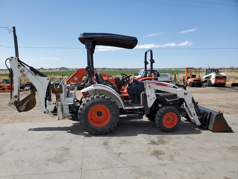 Used, 2011, Bobcat, CT235, Tractors