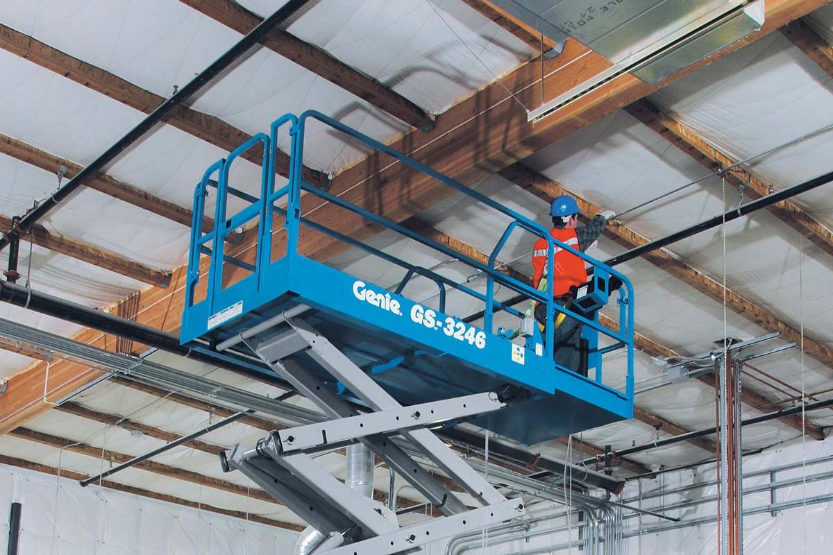 Used, 2004, Genie, GS-2646, Aerial Work Platforms