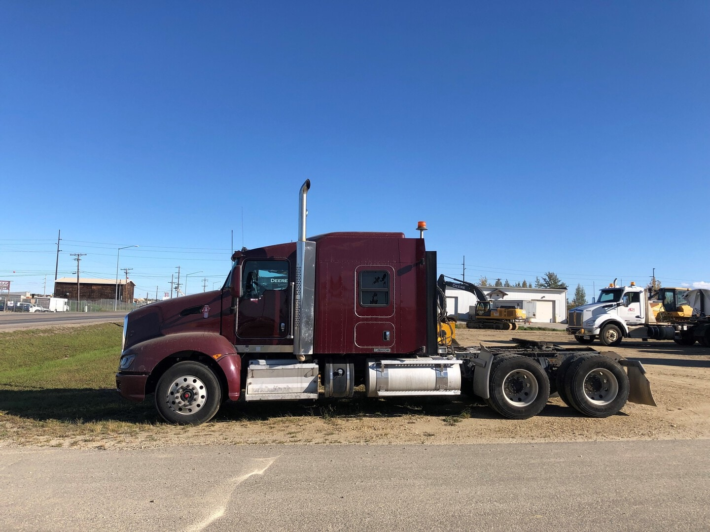 Used, 2014, Kenworth, T-660, Cab / Chassis Trucks