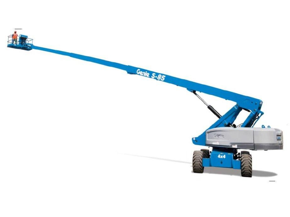 Used, 2004, Genie, S85, Aerial Work Platforms
