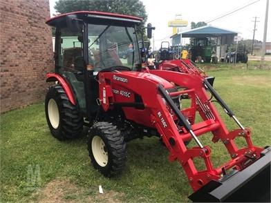 New, 2020, Branson Tractors, 4015CH w/Loader, Tractors
