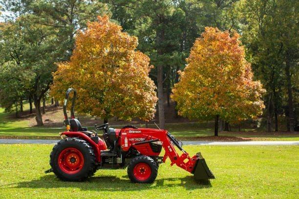 New, 2021, Branson Tractors, 3620H, Tractors