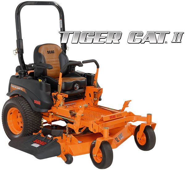 New, 2020, Scag, Tiger Cat ll Zero Turn STCll-52v-26FT, Other