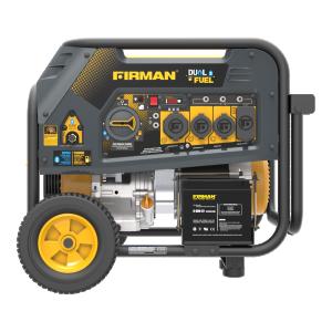 New, Other, Firman H08051 Dual Fuel LP/Gas, Generators