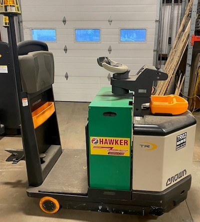Used, 0, Crown, TR4500-250, Forklifts