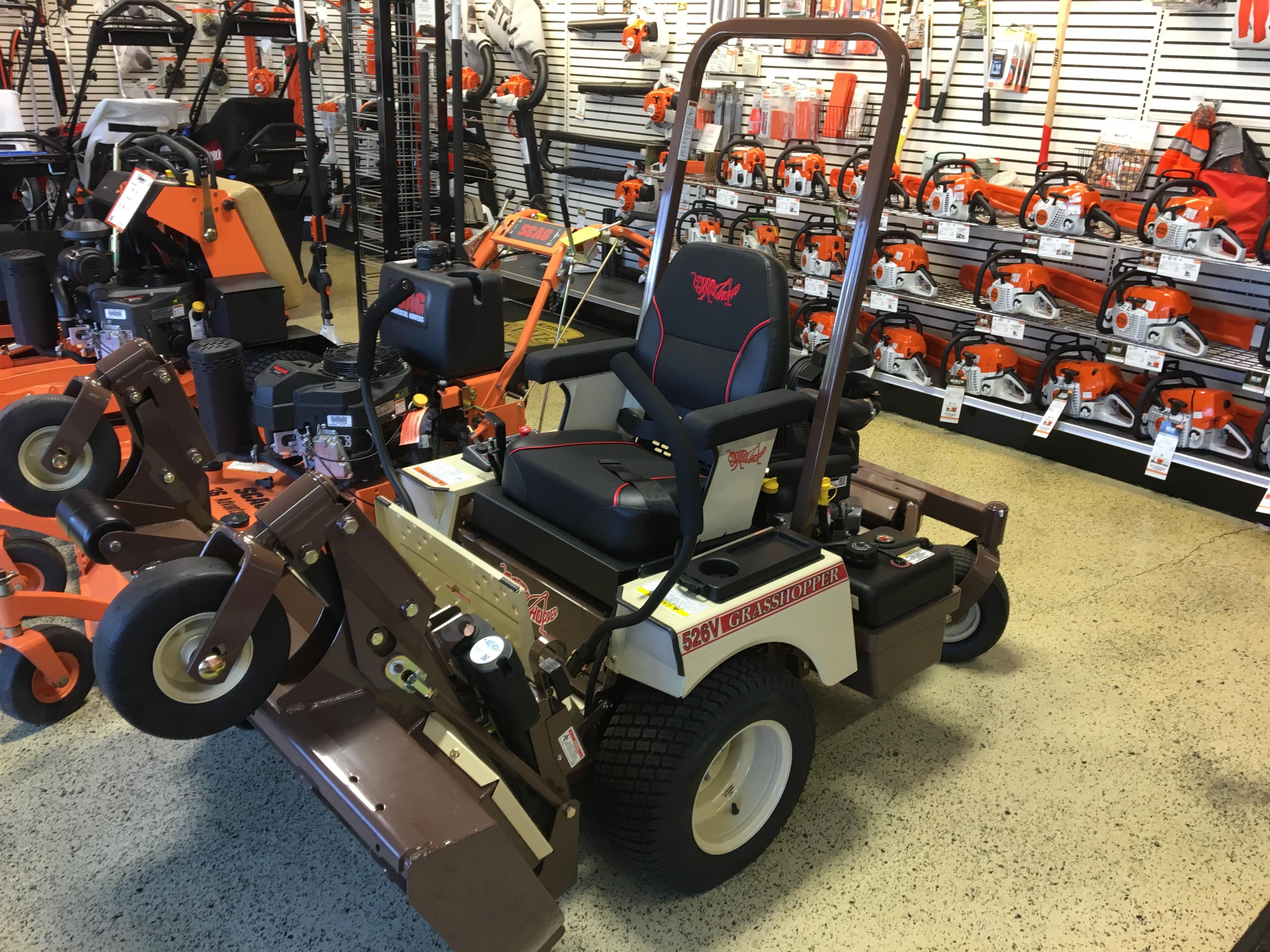 New, 2019, Grasshopper, 526V 52, Lawn Mowers - Riding