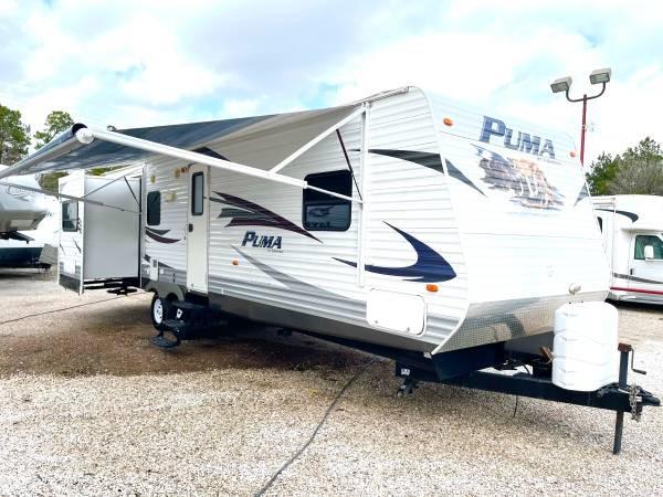 Used, 2011, Palomino, Puma 31-RDSS, Travel Trailers