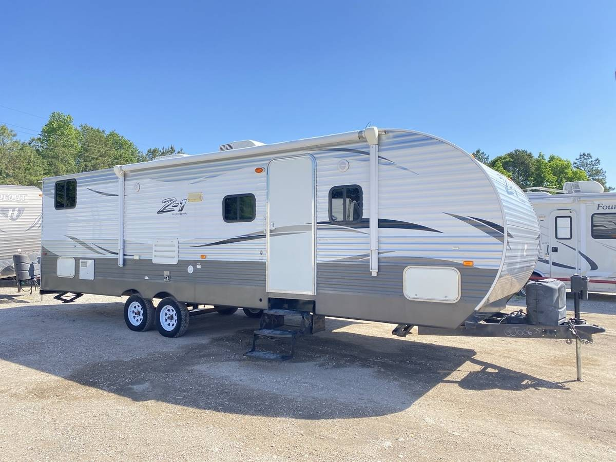 Used, 2016, CrossRoads, Z-1 ZT301BH, Travel Trailers