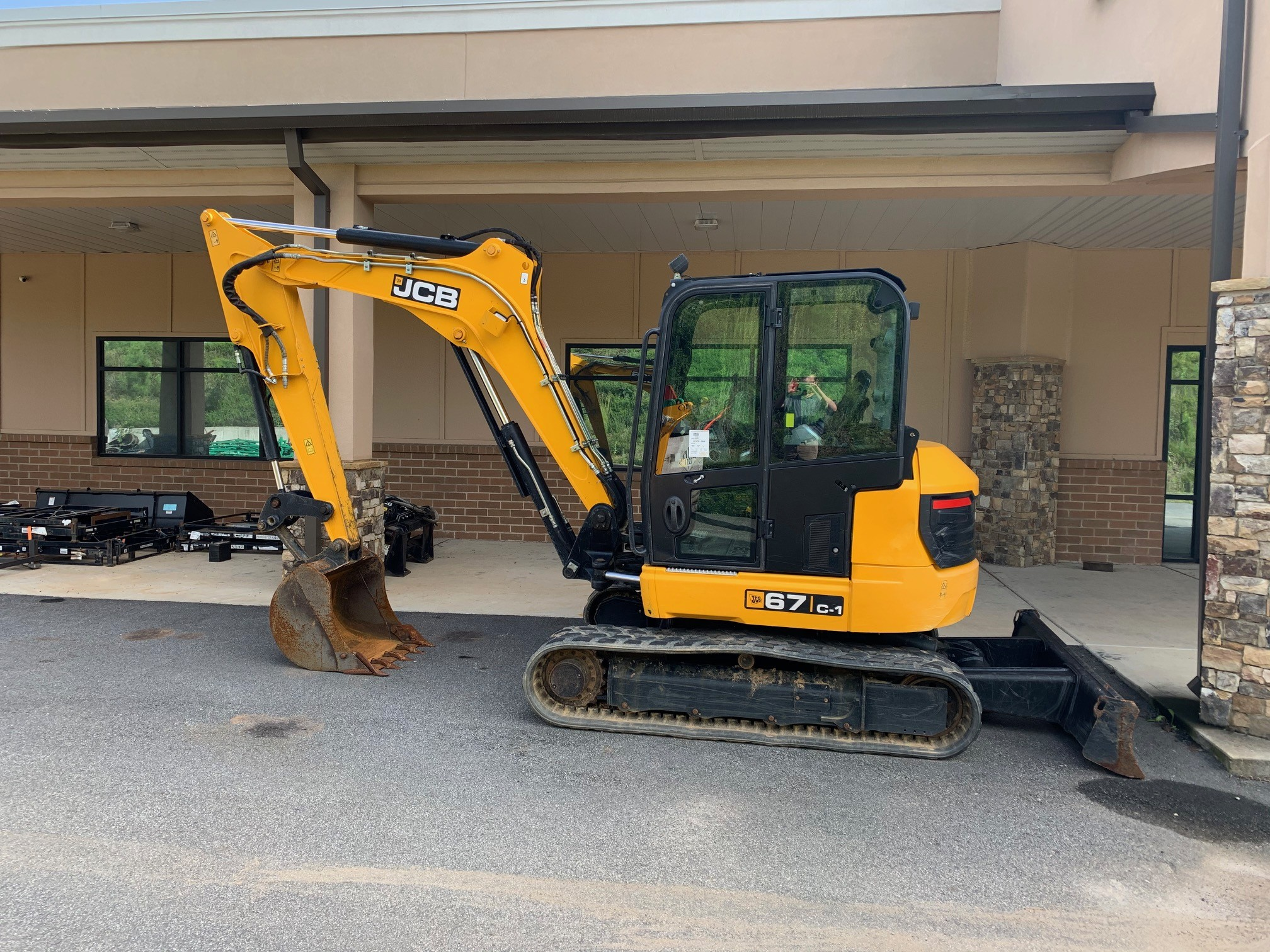 Used, 2015, JCB, 67C - 1, Excavators