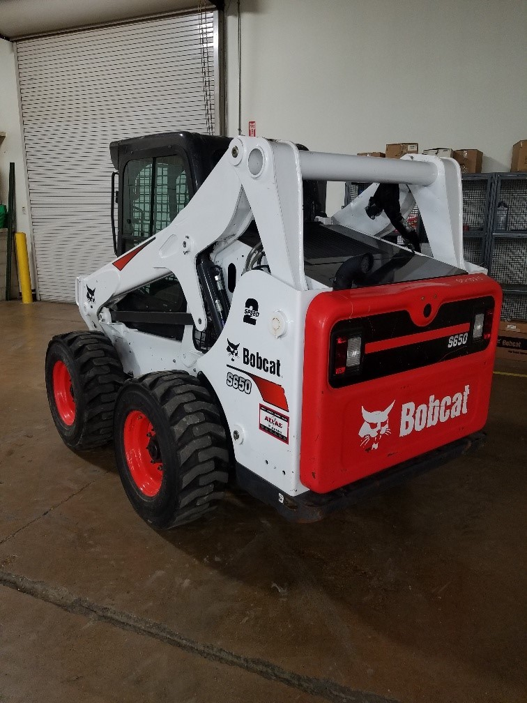 Used, 2018, Bobcat, S650, Loaders