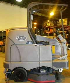 Used, 2007, Advance, Condor 4830D, Floor Cleaning Equipment