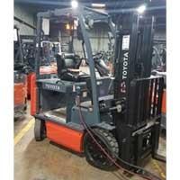 Used, 2015, Toyota Industrial Equipment, 8FBCU25, Forklifts / Lift Trucks