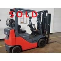 Used, 2014, Toyota Industrial Equipment, 8FGCU20, Forklifts / Lift Trucks