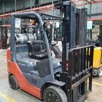 Used, 2009, Toyota Industrial Equipment, 8FGCU32, Forklifts / Lift Trucks